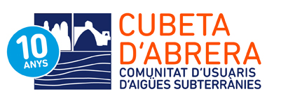 Logo Cubeta d'abrera 10 anys